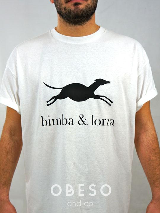 Camiseta Bimba   Lorza - Obeso and co. f7f8a860e5a40