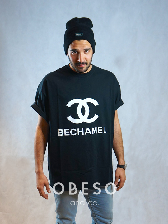Camiseta Bechamel CC - Obeso and co. 283457fee126f