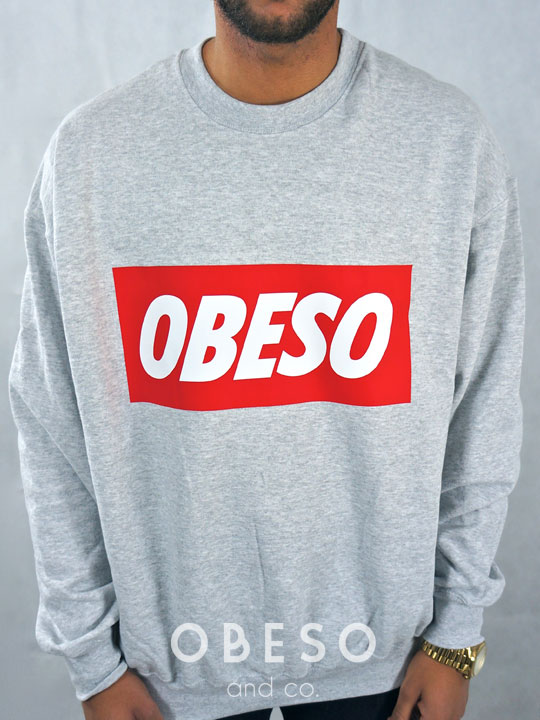 Sudadera Obeso / sudaderas obeso and co.