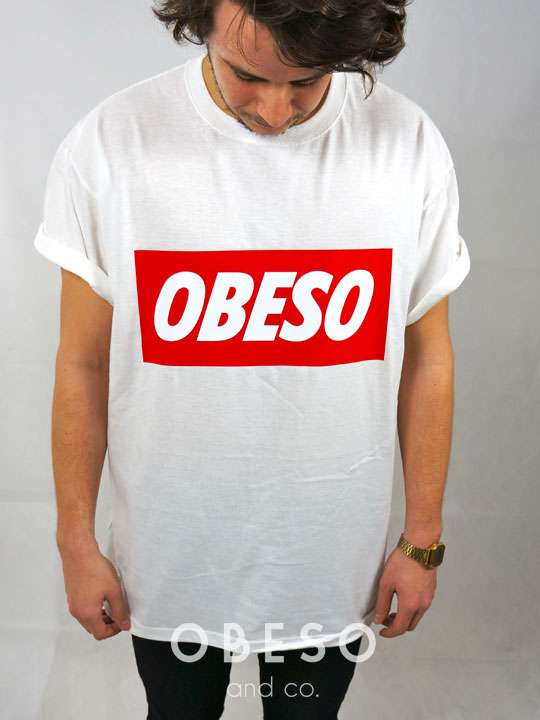 Camiseta obeso - Obeso and co. c7474953c3837